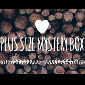 Plus size mystery box
